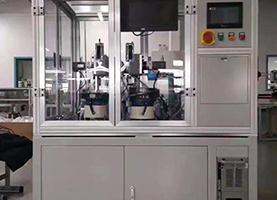 SMP系列连接器组装检测机