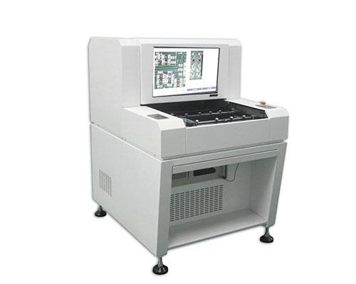 AOI检测设备的基本设置