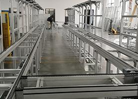 MTS3 pallet conveyor line (60KG)